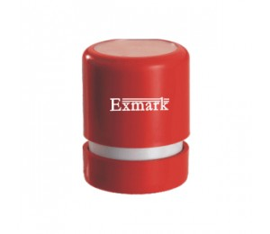 Round Rubber Stamp Size R (25mm x 25mm)
